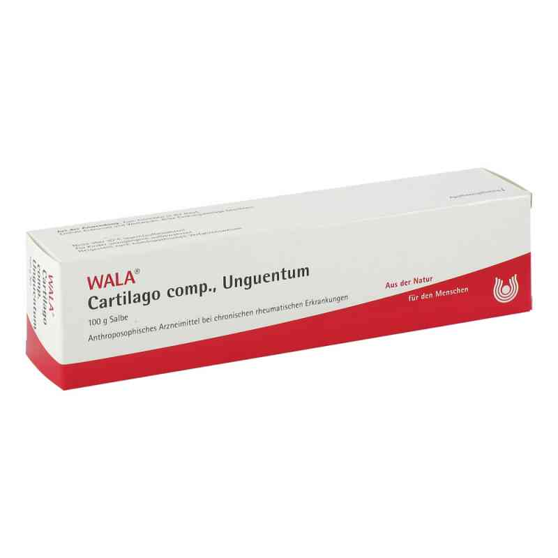 Cartilago Comp.salbe  bei versandapo.de bestellen