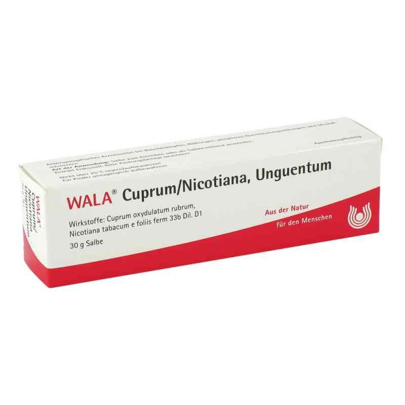 Cuprum/nicotiana Salbe  bei versandapo.de bestellen