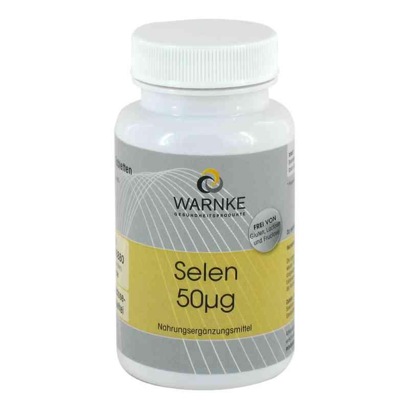 Selen 50 [my]g Tabletten  bei versandapo.de bestellen