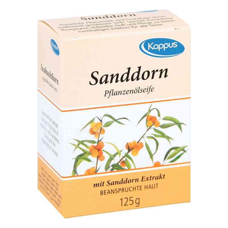 Kappus Sanddorn Florens Ethno Seife  bei versandapo.de bestellen