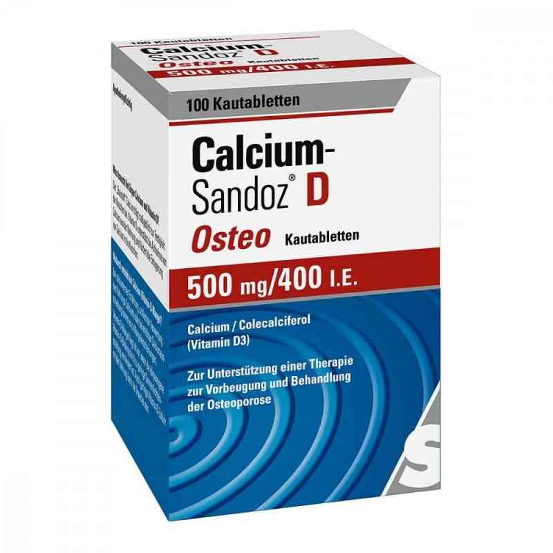 Calcium-Sandoz D Osteo 500mg/400 I.E.  bei versandapo.de bestellen