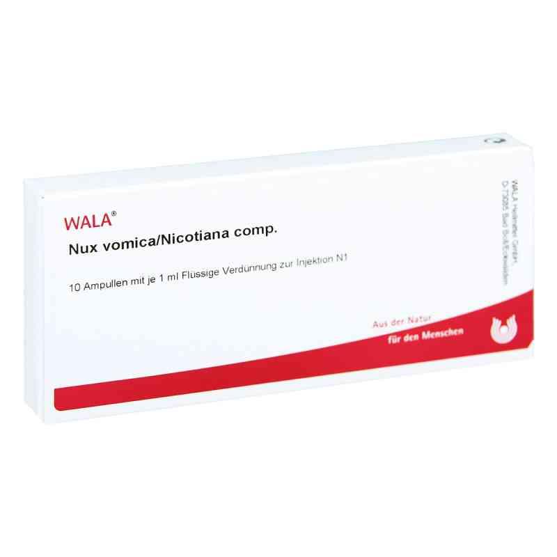 Nux Vomica/ Nicotiana Comp. Ampullen  bei versandapo.de bestellen