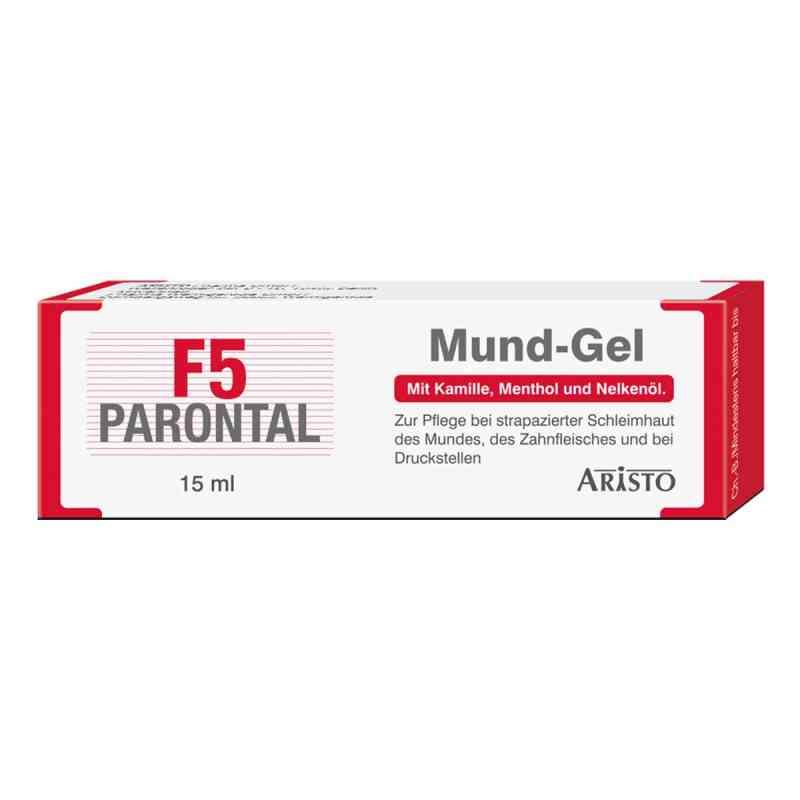 Parontal F5 Mundgel  bei versandapo.de bestellen