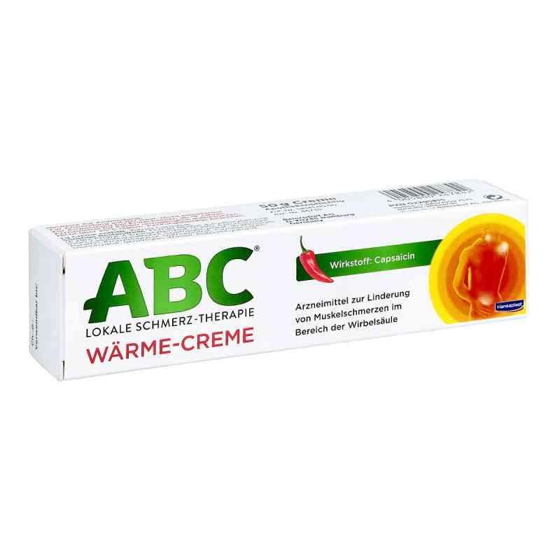 ABC Wärme-Creme Capsicum 0,75mg/g Hansaplast med  bei versandapo.de bestellen