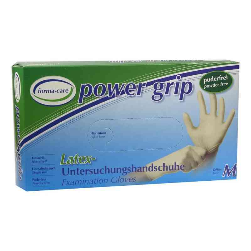 Forma Care Latex power grip Handschuhe Größe m  bei versandapo.de bestellen