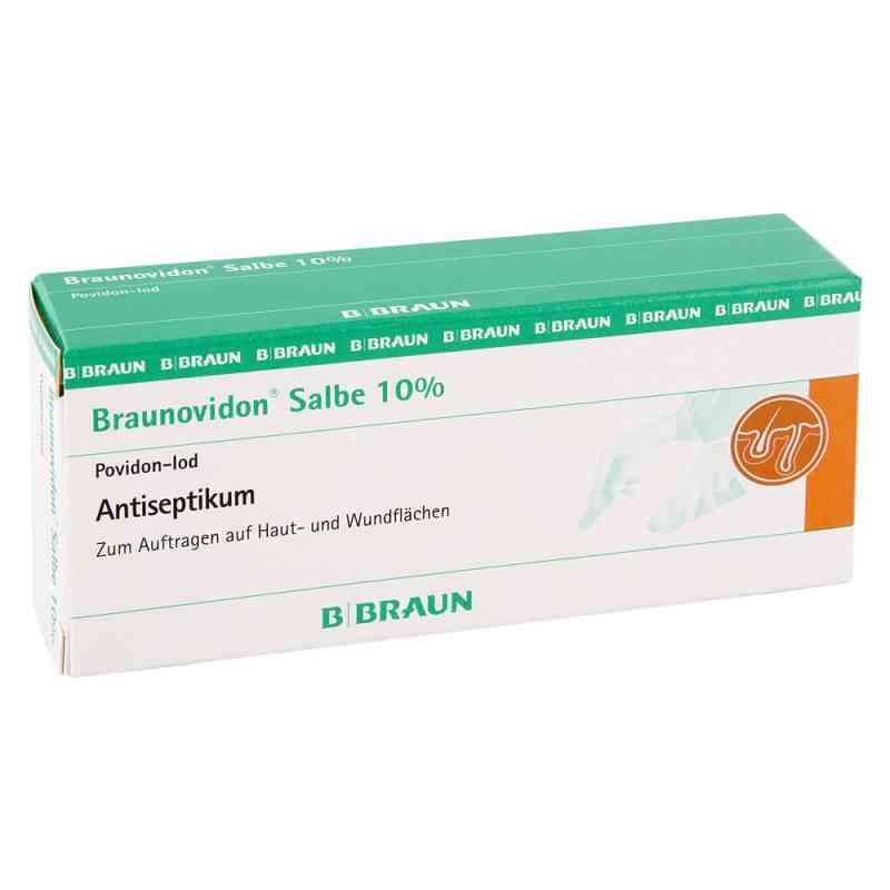 Braunovidon Salbe  bei versandapo.de bestellen