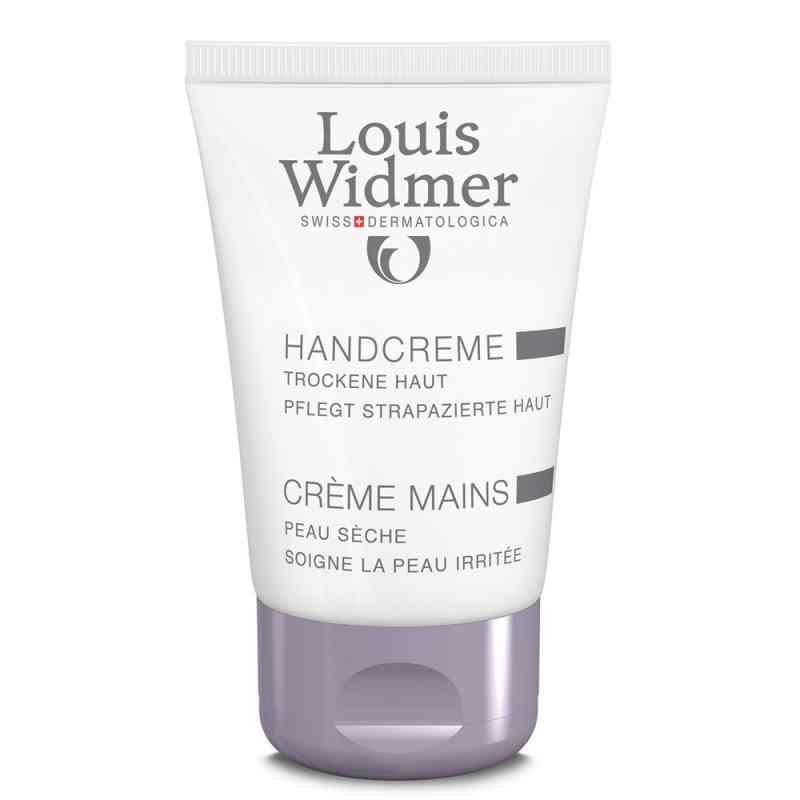 Widmer Hand Creme leicht parfümiert  bei versandapo.de bestellen