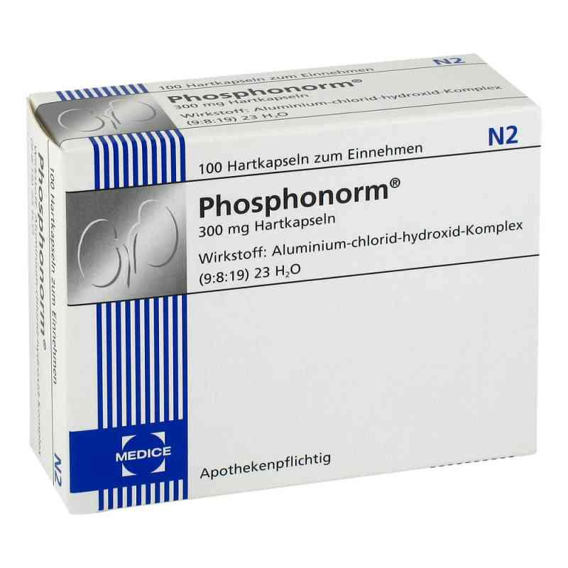 Phosphonorm Hartkapseln  bei versandapo.de bestellen
