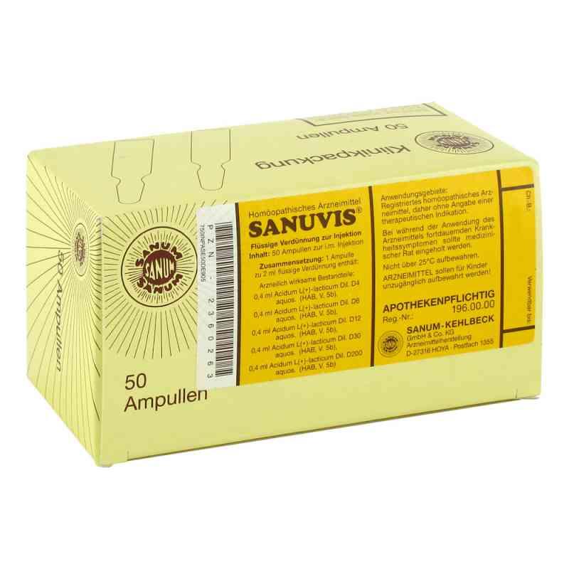 Sanuvis Injektion  bei versandapo.de bestellen