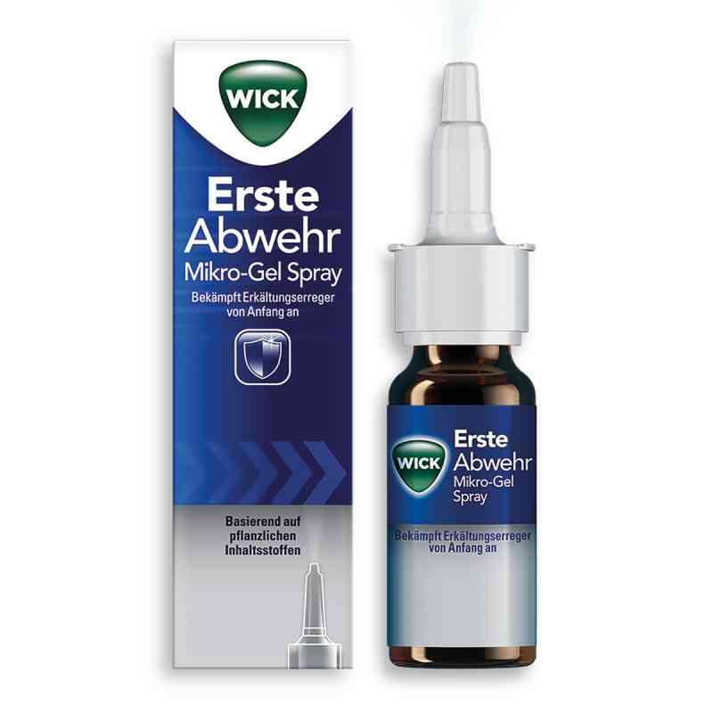 Wick Erste Abwehr Nasenspray Sprühflasche  bei versandapo.de bestellen