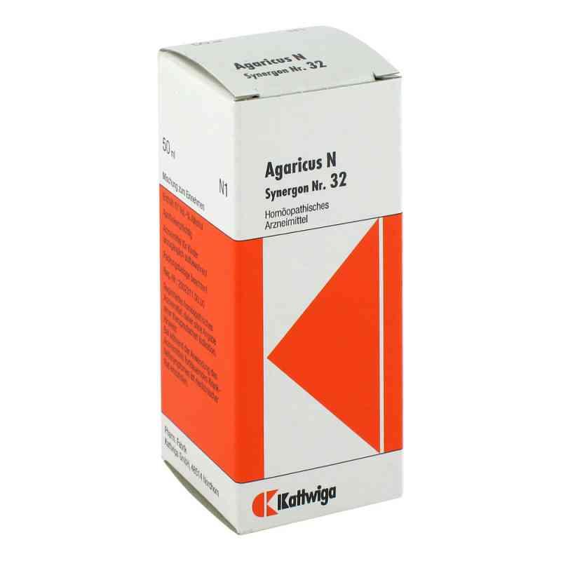 Synergon 32 Agaricus N Tropfen  bei versandapo.de bestellen