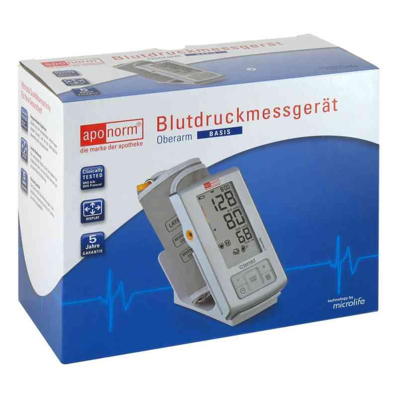 Aponorm Blutdruck Messgerät Basis Oberarm  bei versandapo.de bestellen