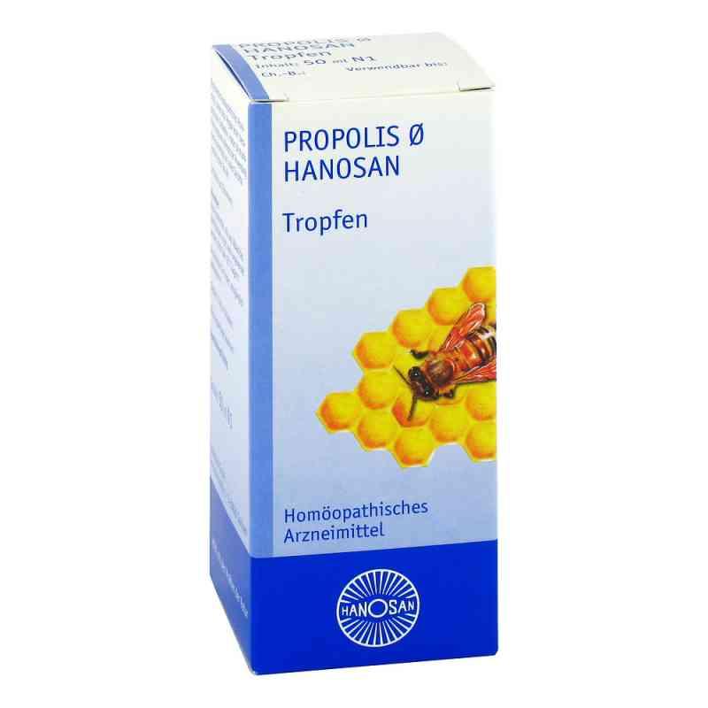 Propolis Urtinktur Hanosan  bei versandapo.de bestellen