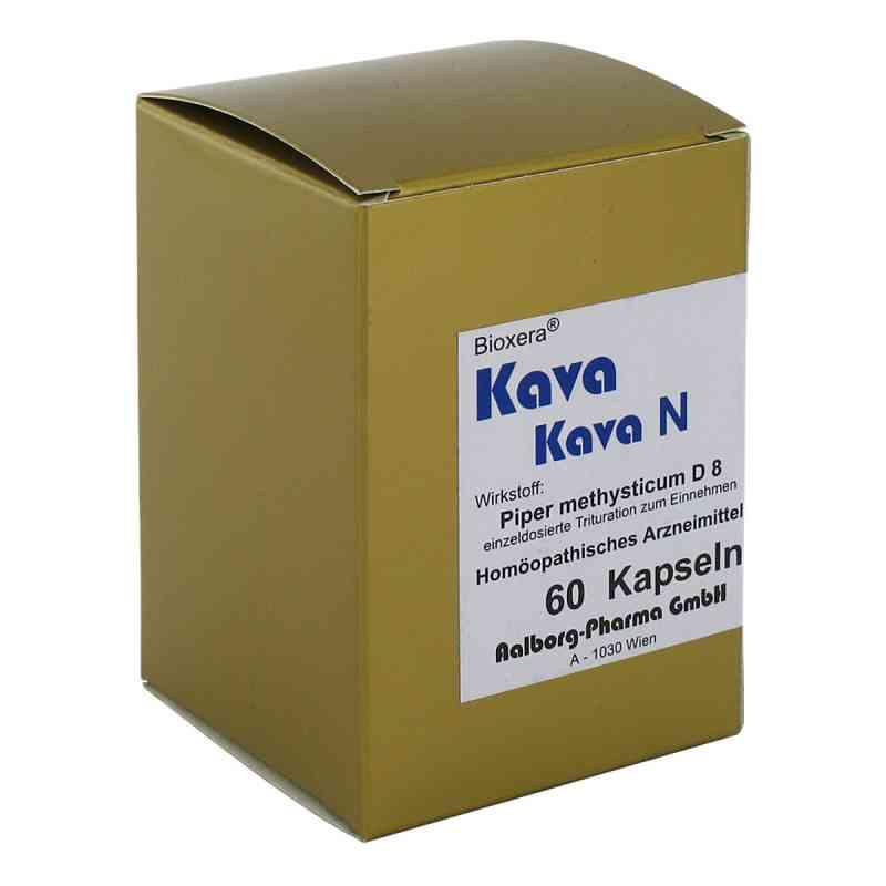 Kava Kava N D 8 Kapseln  bei versandapo.de bestellen