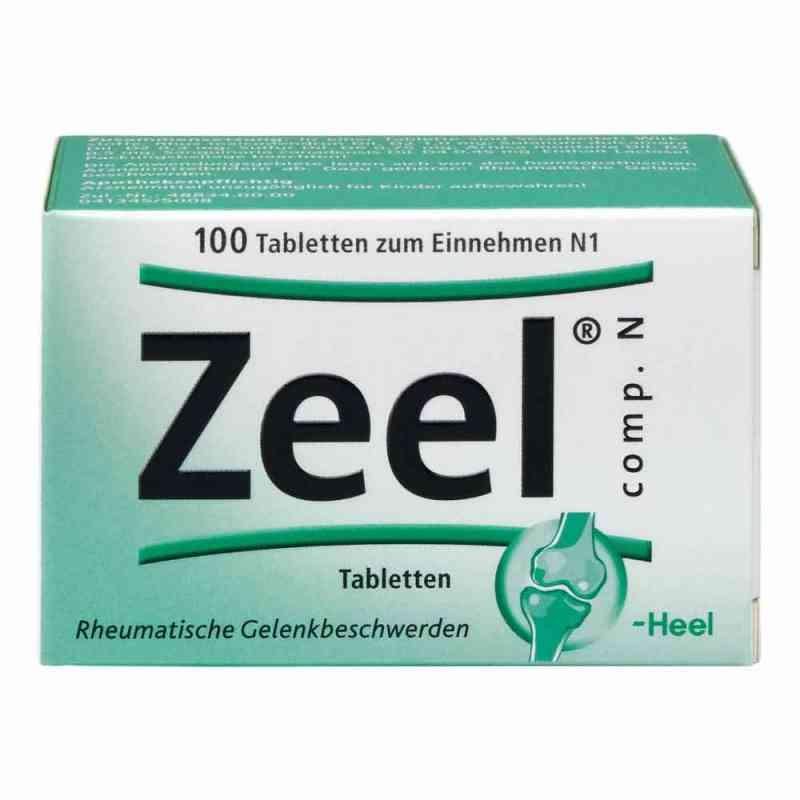 Zeel compositus N Tabletten  bei versandapo.de bestellen
