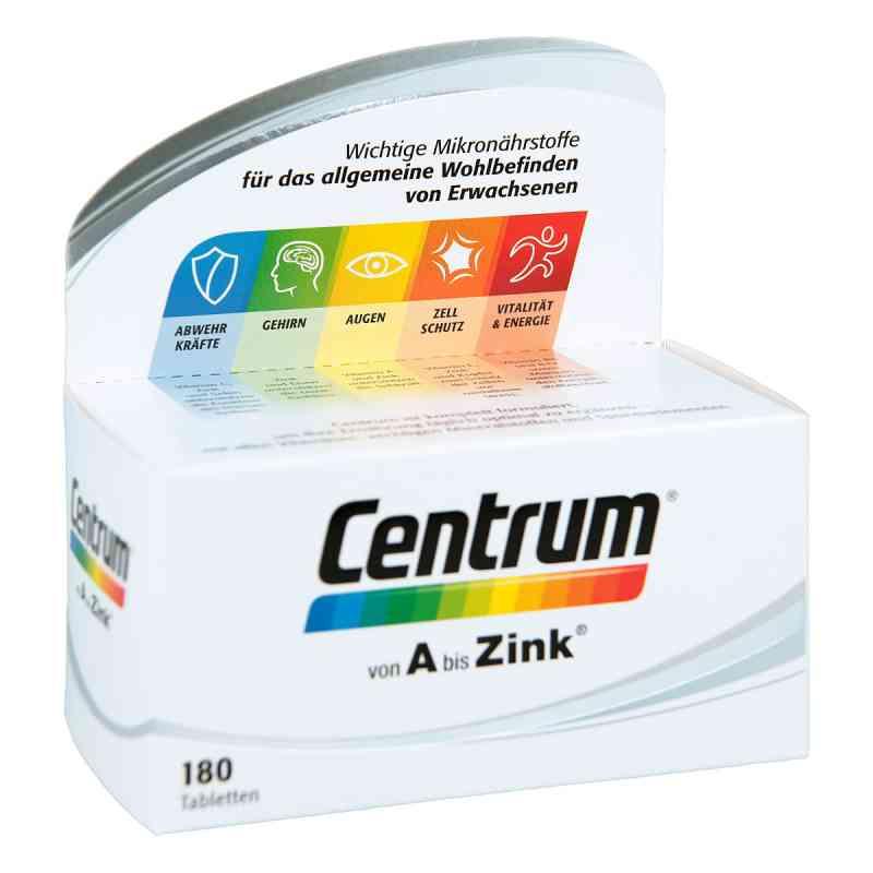 Centrum A-zink+floraglo Lutein Caplette  bei versandapo.de bestellen