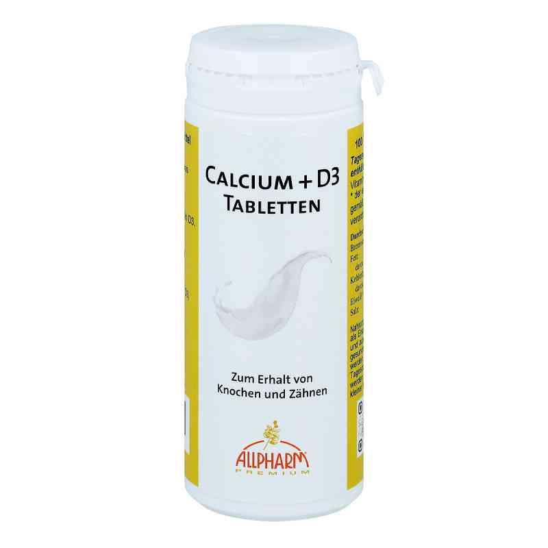 Calcium + D3 Tabletten  bei versandapo.de bestellen