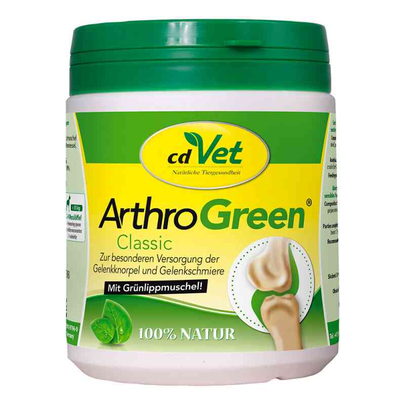 Arthrogreen Futterergänzung veterinär   bei versandapo.de bestellen