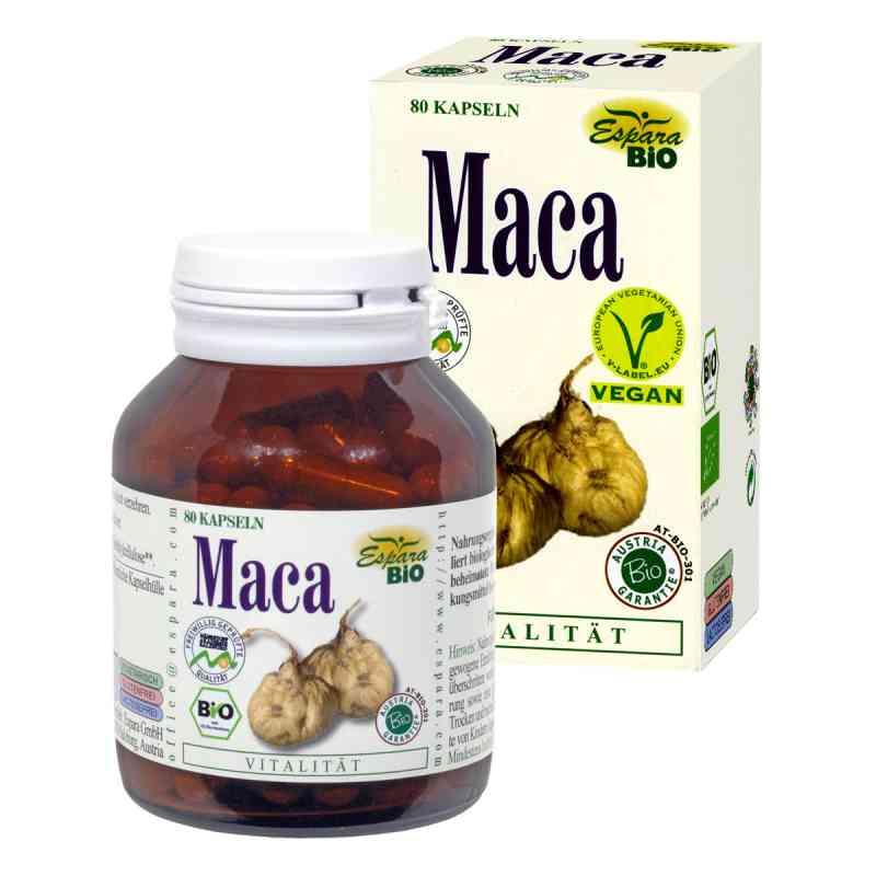 Maca Bio Kapseln  bei versandapo.de bestellen