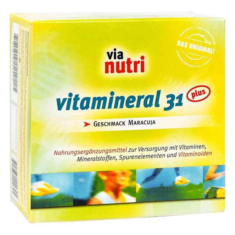 Vitamineral 31 Plus Granulat  bei versandapo.de bestellen