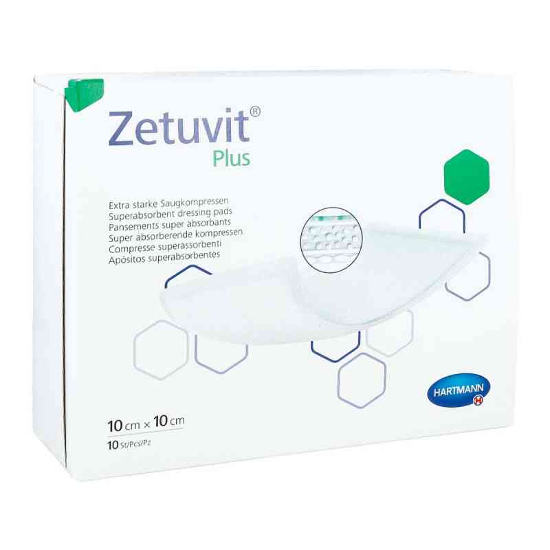 Zetuvit Plus extrastarke Saugkomp.ster.10x10 cm  bei versandapo.de bestellen