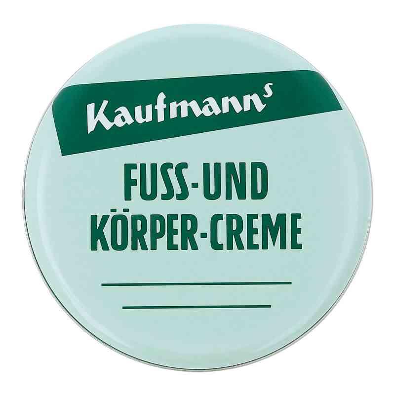 Kaufmanns Fuss und  Körpercreme  bei versandapo.de bestellen
