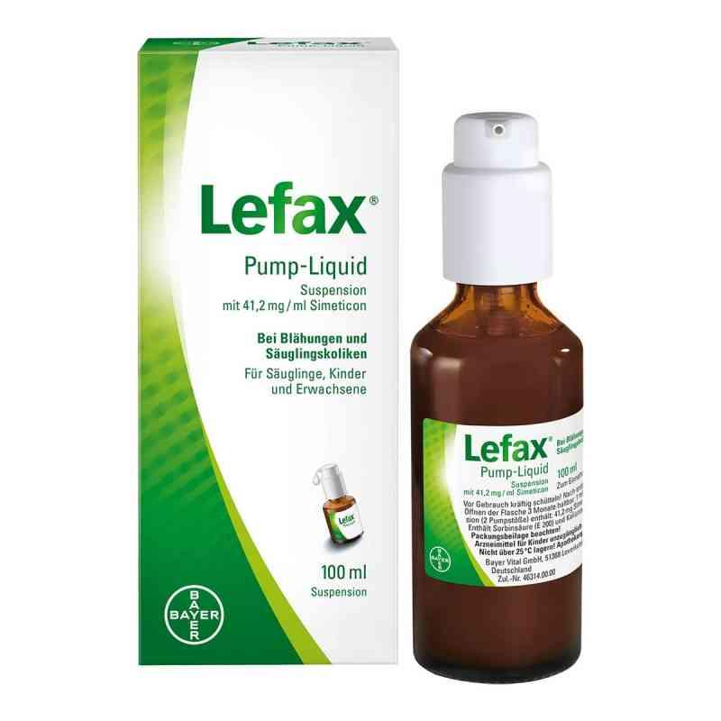 Lefax Pump-Liquid Suspension  bei versandapo.de bestellen