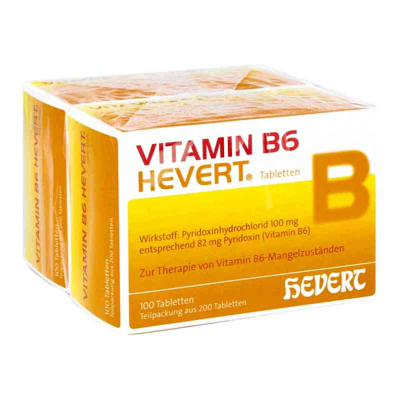 Vitamin B6 Hevert Tabletten  bei versandapo.de bestellen