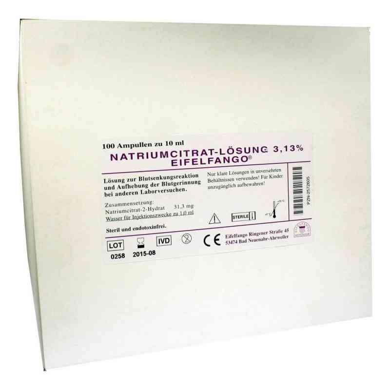 Natrium Citricum 3,13% Ampullen  bei versandapo.de bestellen