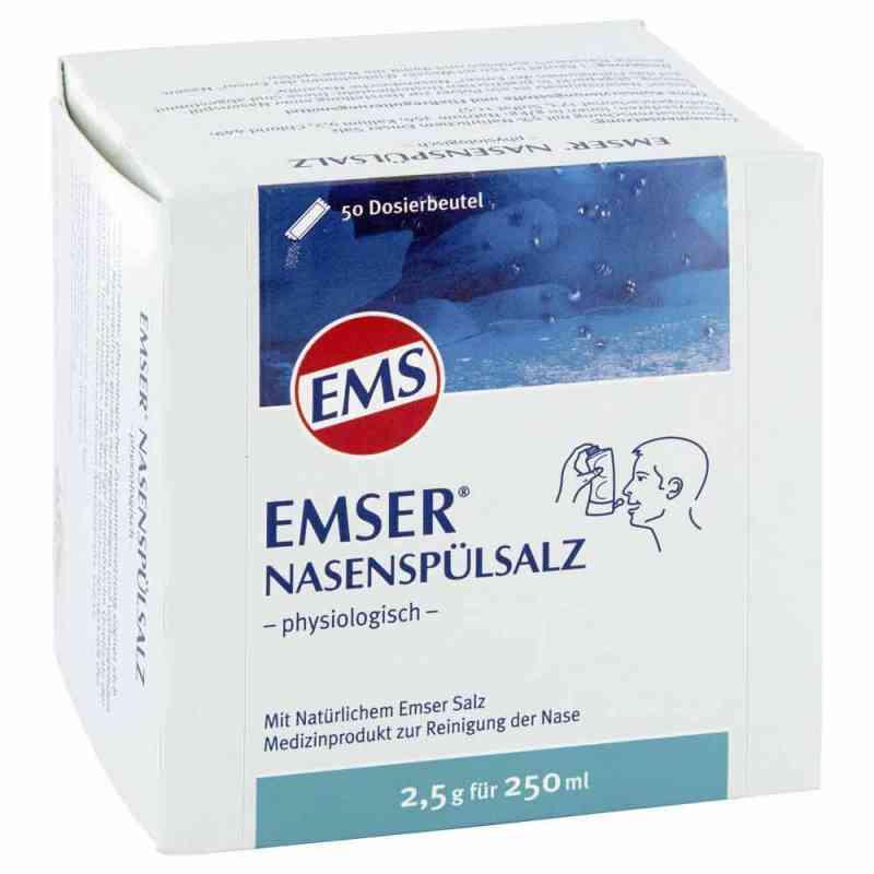 Emser Nasenspülsalz physiologisch Beutel   bei versandapo.de bestellen