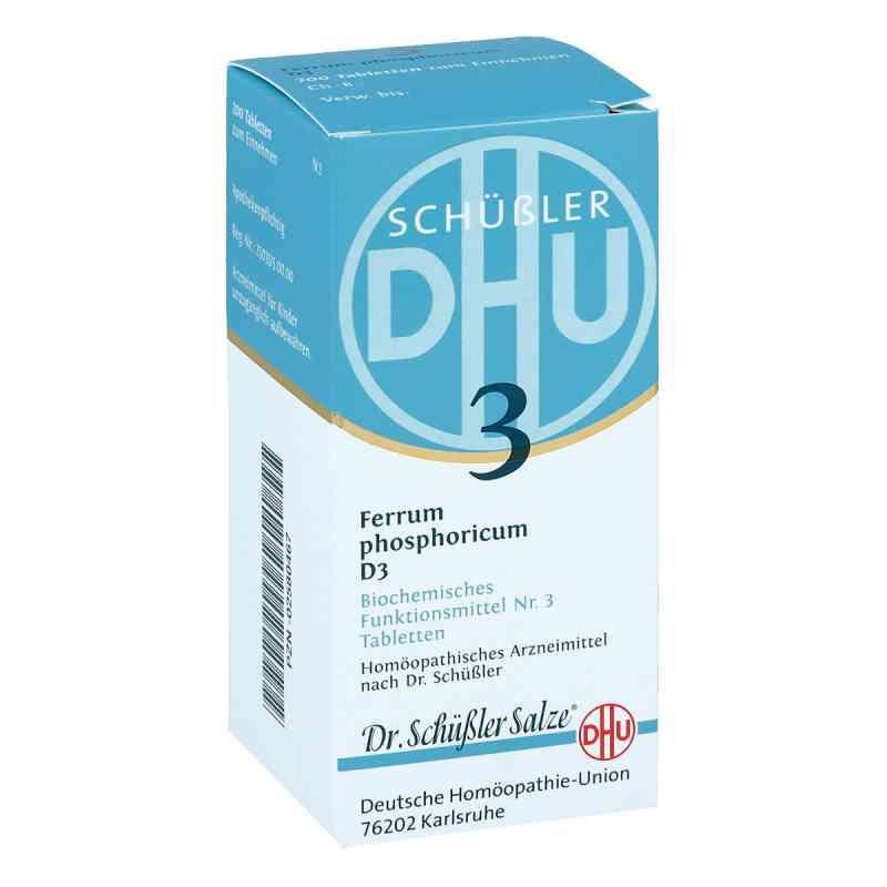 Biochemie Dhu 3 Ferrum phosphorus D  3 Tabletten  bei versandapo.de bestellen