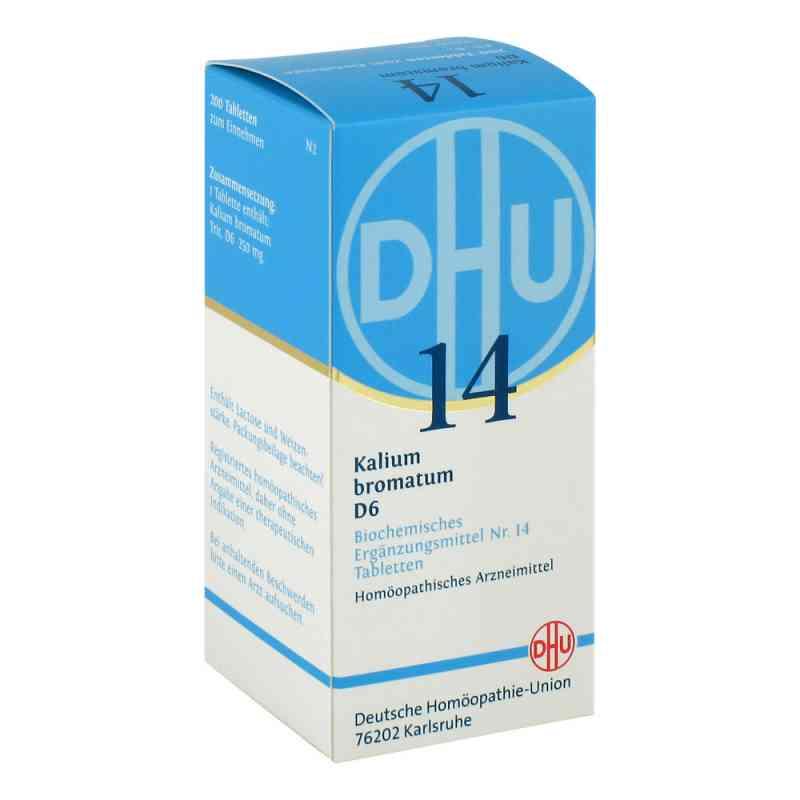 Biochemie Dhu 14 Kalium bromatum D 6 Tabletten  bei versandapo.de bestellen