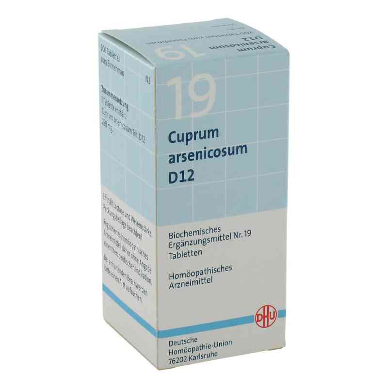 Biochemie Dhu 19 Cuprum arsenicosum D 12 Tabletten  bei versandapo.de bestellen