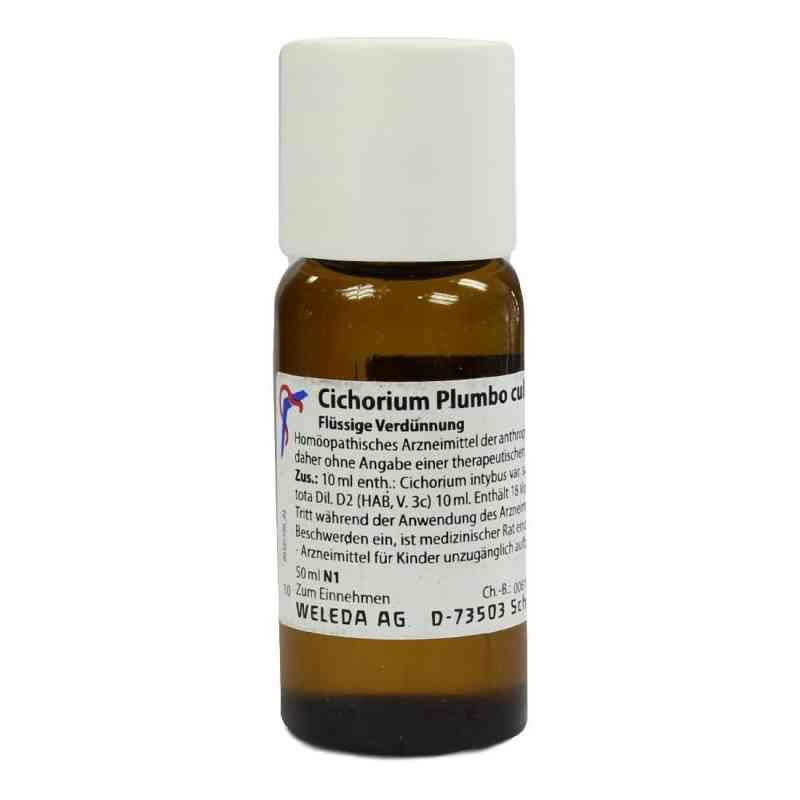 Cichorium Plumbo Cultum D 2 Dilution  bei versandapo.de bestellen