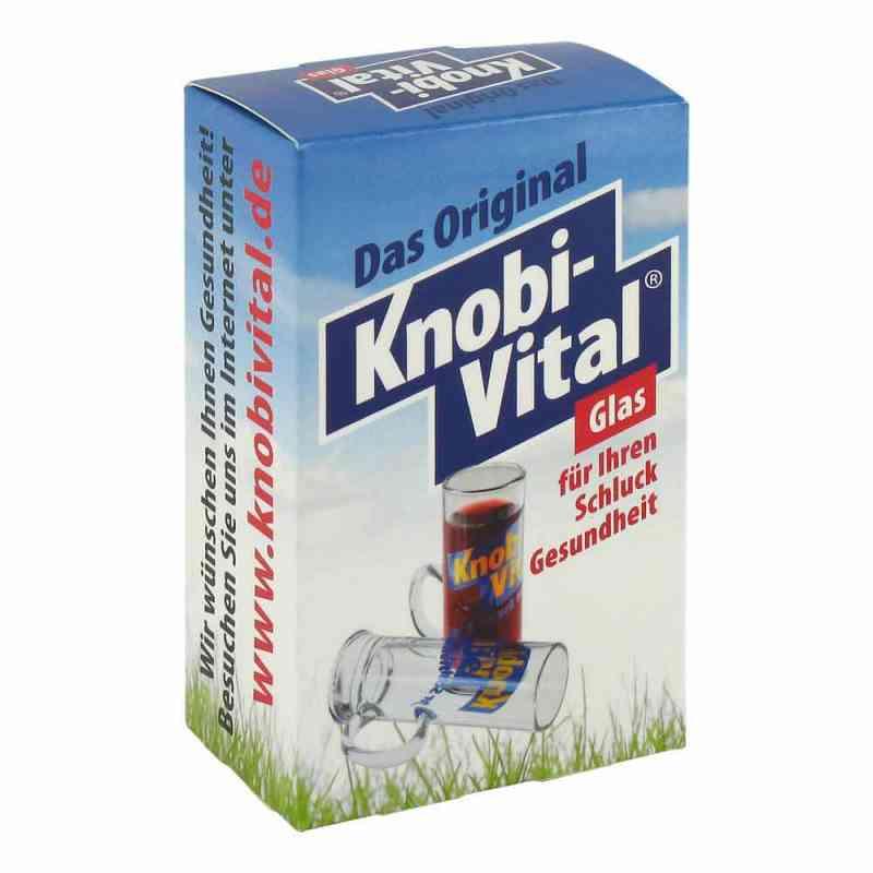 Knobivital Glas 5 cl Messbecher  bei versandapo.de bestellen
