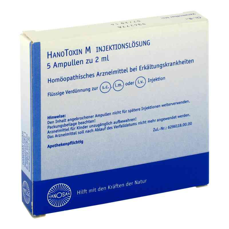 Hanotoxin M Injektionslösung  bei versandapo.de bestellen