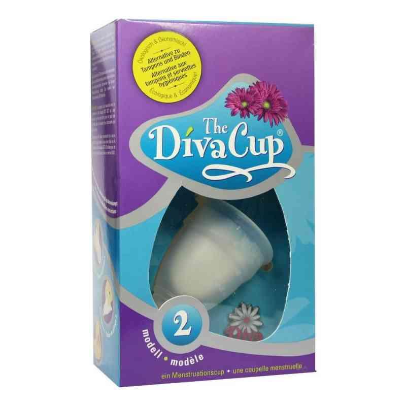 Diva Cup Menstruations Kappe Größe 2   bei versandapo.de bestellen
