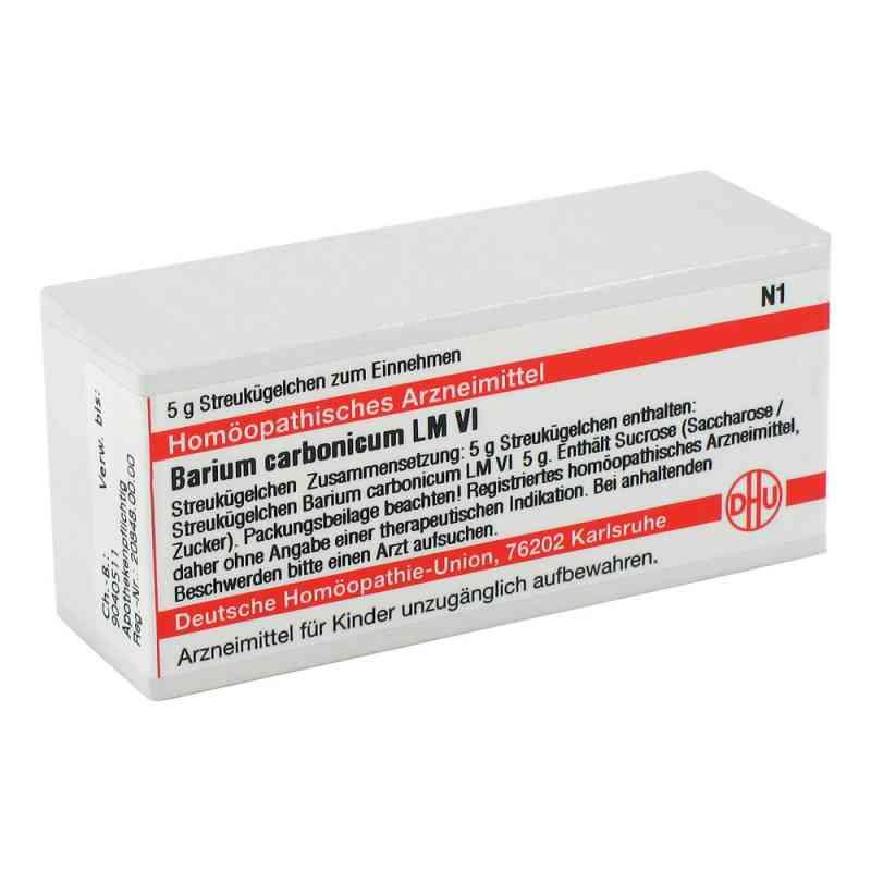 Lm Barium Carbonicum Vi Globuli  bei versandapo.de bestellen