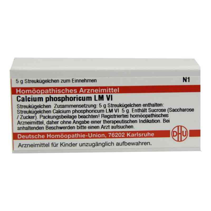 Lm Calcium Phosphoricum Vi Globuli  bei versandapo.de bestellen