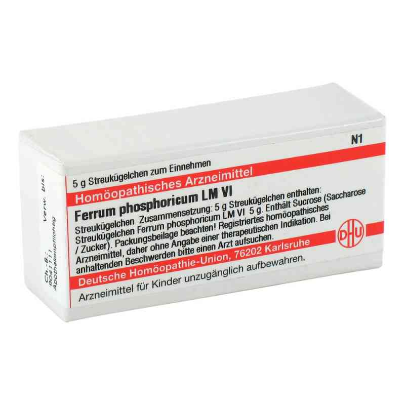 Lm Ferrum Phosphoricum Vi Globuli  bei versandapo.de bestellen