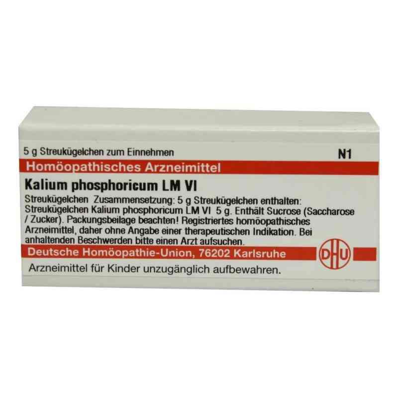 Lm Kalium Phosphoricum Vi Globuli  bei versandapo.de bestellen