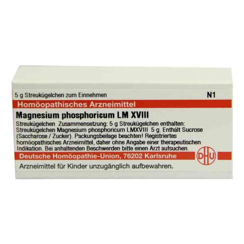 Lm Magnesium Phosphoricum Xviii Globuli  bei versandapo.de bestellen