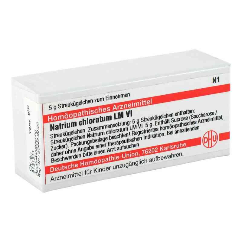 Lm Natrium Chloratum Vi Globuli  bei versandapo.de bestellen