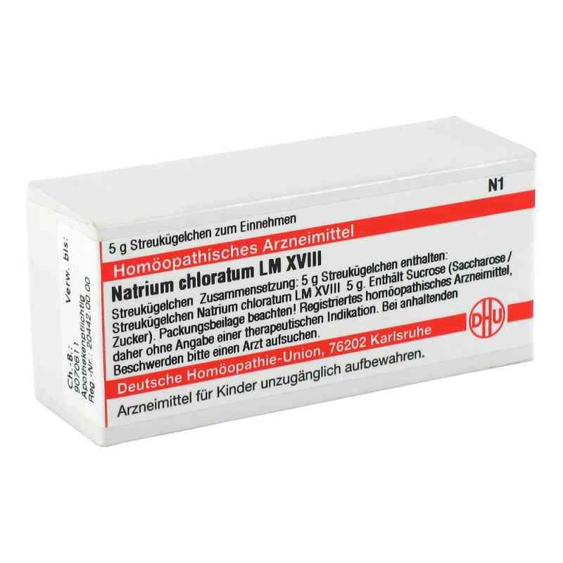 Lm Natrium Chloratum Xviii Globuli  bei versandapo.de bestellen