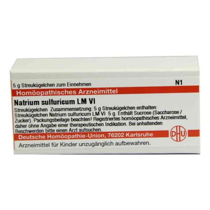 Lm Natrium Sulfuricum Vi Globuli  bei versandapo.de bestellen