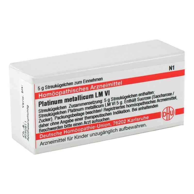 Lm Platinum Metallicum Vi Globuli  bei versandapo.de bestellen
