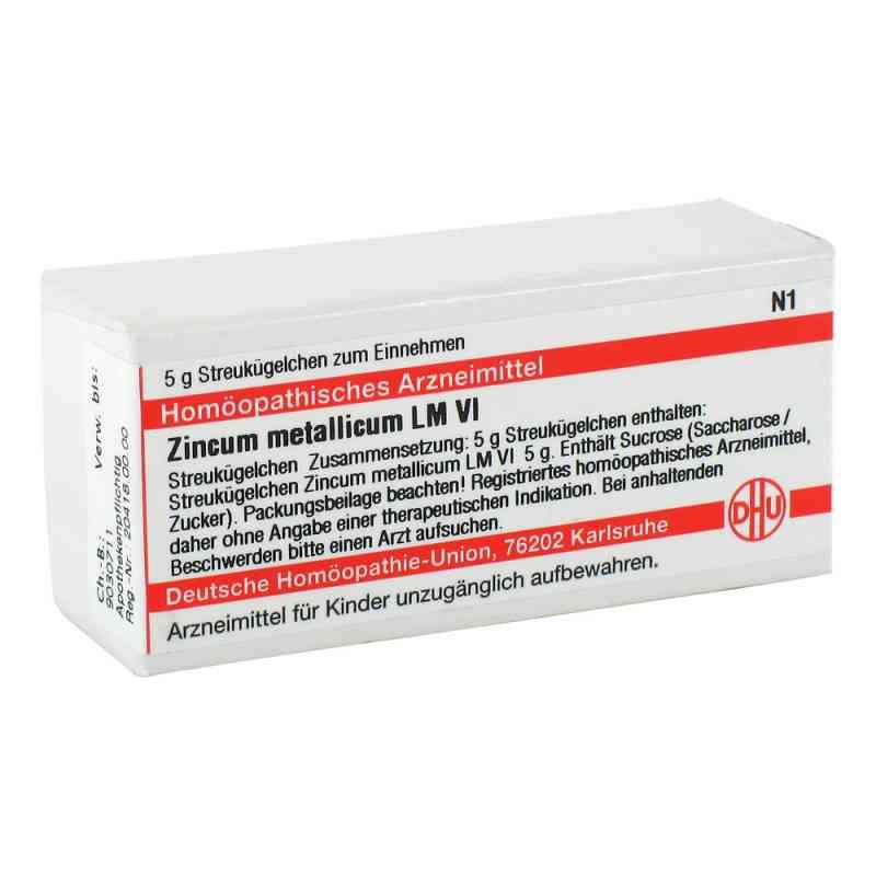 Lm Zincum Metallicum Vi Globuli  bei versandapo.de bestellen
