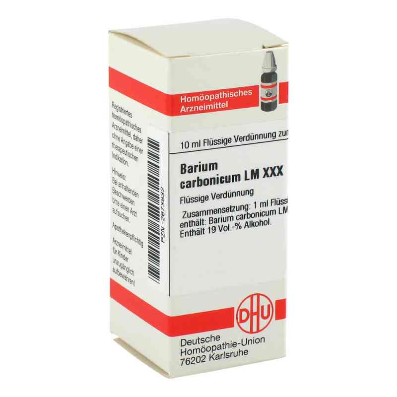 Lm Barium Carbonicum Xxx  bei versandapo.de bestellen