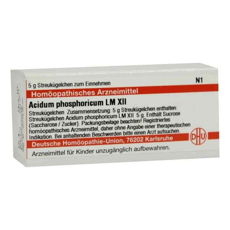 Lm Acidum Phosphoricum Xii Globuli  bei versandapo.de bestellen
