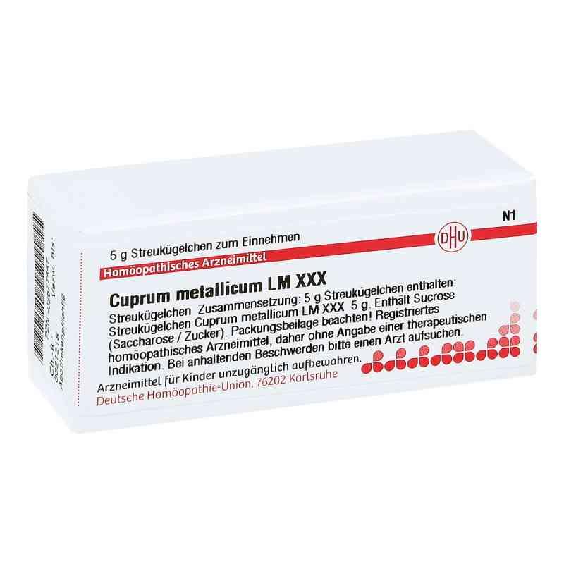 Lm Cuprum Metallicum Xxx Globuli  bei versandapo.de bestellen